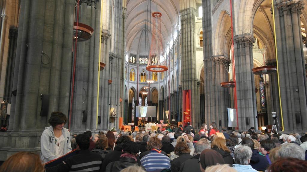 Clôture du centenaire du diocèse de Lille dans la Cathédrale N-D de la Treille