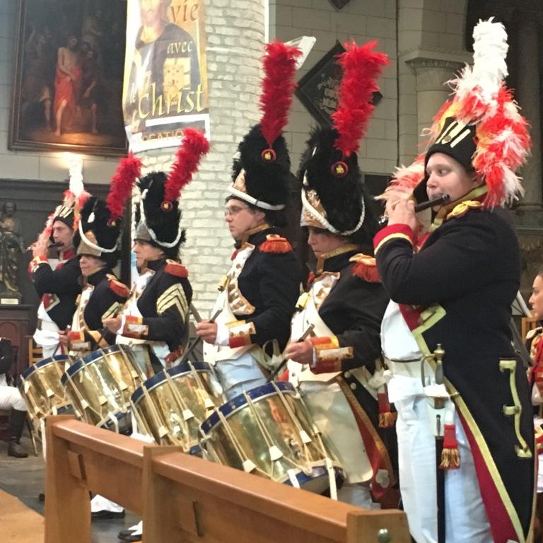 Concert de la garde impériale août 2018