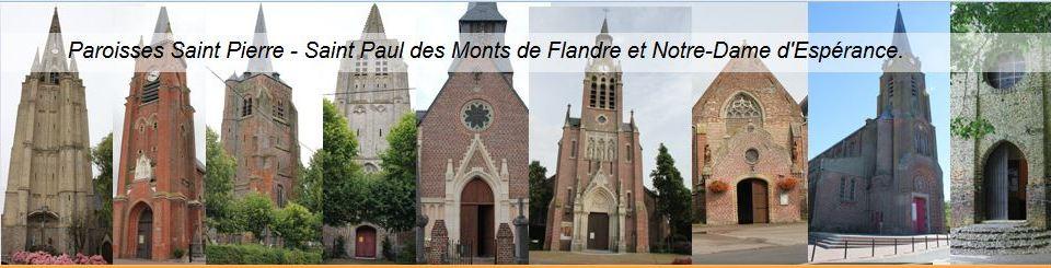 Saint Pierre-Saint Paul des Monts de Flandre