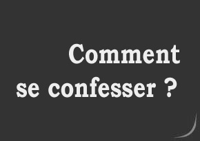 Comment se confessr copie