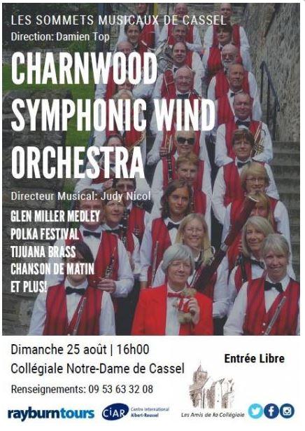 Concert du 25 aout