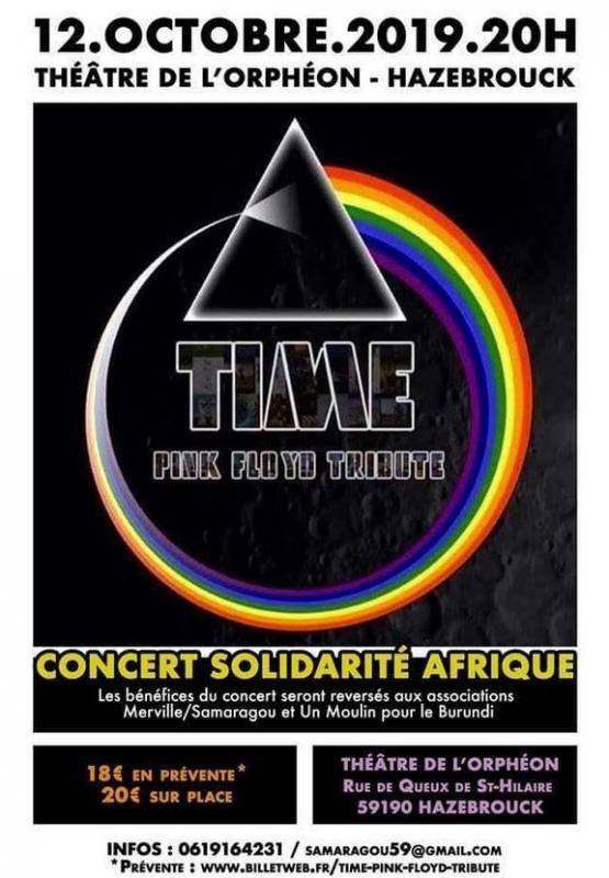 Concert octobre burundi