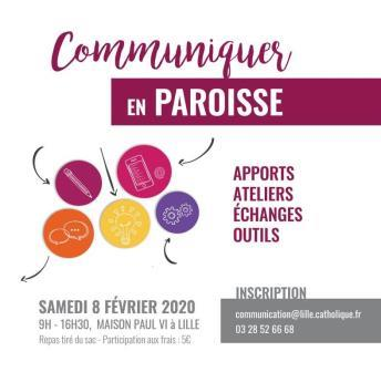 Formation com paroisses