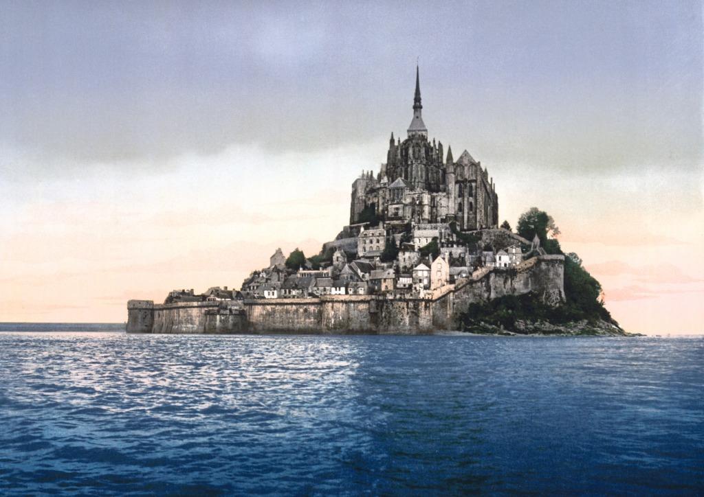 France mont saint michel 1900 bordercropped