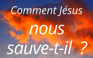 Jesus sauve 300x188