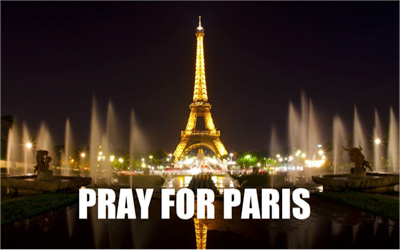 Paris pray