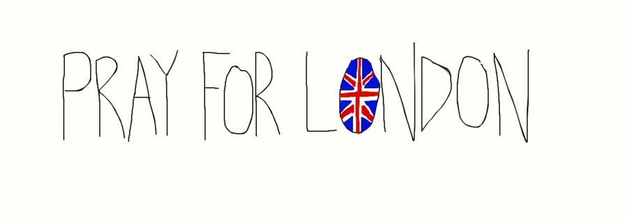 Pray for london by eleanorhowe d45z81j