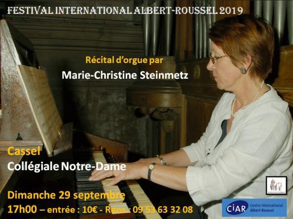 Recital 29 septembre
