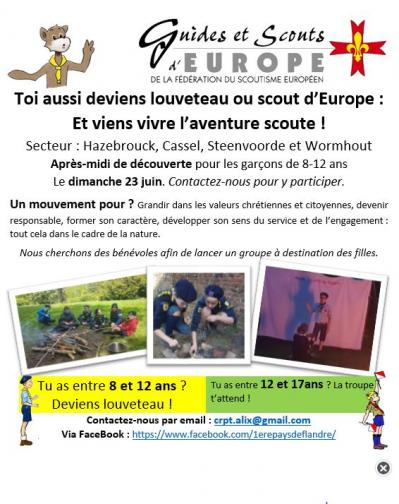 Scout europe